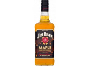 Jim Beam Maple, 35%, 0,7l