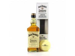 Jack Daniels Honey + forma na led, 35%, 0,7l