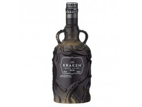 Kraken Black Spiced Rum Ceramic Limited Edition 2019, 40%, 0,7l