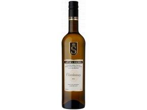 Chardonnay, 2018, pozdní sběr, suché, Spielberg, 0,75l