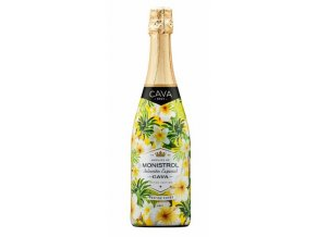 Marques de Monistrol CAVA Brut Flower edition