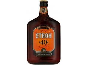 Stroh Original Rum, 40%, 1l