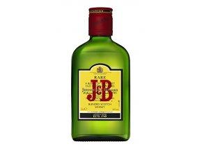 J&B Rare whisky, 40%, 0,2l