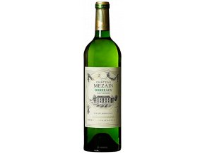 Chateau Mezain Bordeaux White 2018, 0,75l
