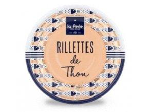 La Perle Rillety z tuňaka, 80g