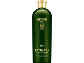 Tatratea 35% Herbal Tea Digestif, 0,7l