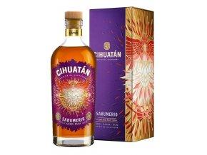 Cihuatán Sahumerio, Gift box, 45,2%, 0,7l