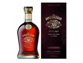 Appleton Estate 30 YO, 45%, 0,7l
