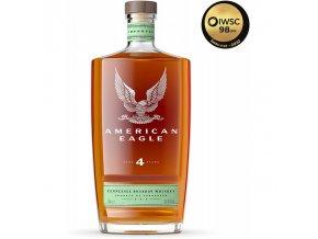 American Eagle 4 YO Tennessee Bourbon Whiskey, 40%, 0,7l