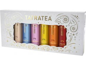 Tatratea mini set mix III., 6x0,04l