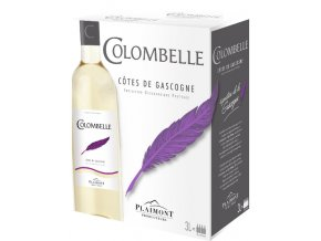 Plaimonte Gascogne Blanc, bag in box, 3l