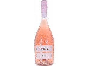 Brilla Rosé Spumante Extra Dry, 0,75l