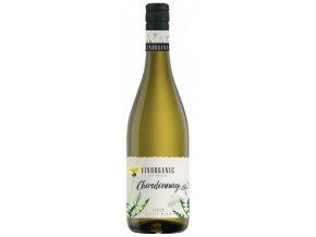 Vinorganic Chardonnay Bio Vegan, 0,75l