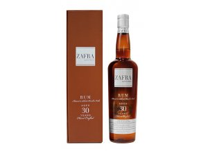 Zafra Master Reserve 30 YO, 40%, 0,7l