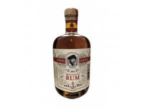 Ribera Caribena Black Spiced, 34%, 0,7l