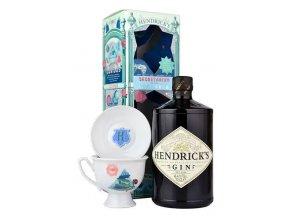 Hendricks Gin Tea Set, 44%, 1l