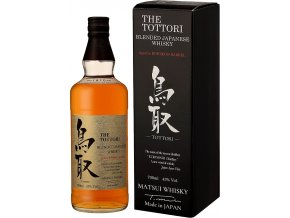 Tottori Japanese whisky, 43%, 0,7l