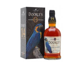 Doorlys Foursquare 14 YO, Gift Box, 40%, 0,7l