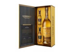 Glenmorangie Pioneer Pack Original, 0,7l + 2x0,05l