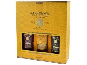 Glenmorangie Pack, Gift Box, 3x0,35cl