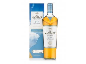 Macallan Quest, Gift Box, 40%, 0,7l