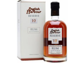 English Harbour 10 YO Reserve, Gift Box, 40%, 0,7l