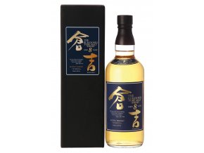 Kurayoshi Pure Malt 8 Years Old Japanese Whisky, 43%, 0,7l