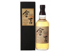 Kurayoshi Sherry Cask Japanese Whisky, 43%, 0,7l