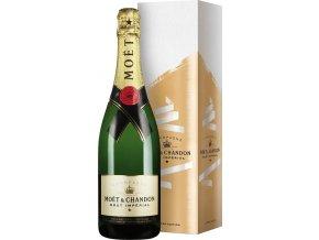 Moët & Chandon Imperial Brut FESTIVE Gift Box, 0,75l
