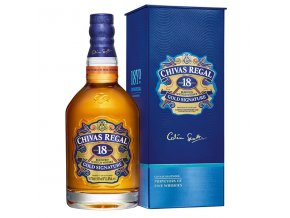 Chivas Regal 18 YO, Gift Box, 40%, 1l