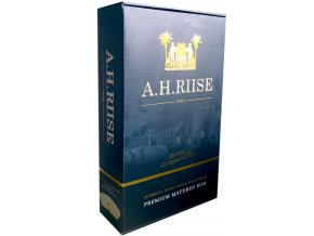 A.H.Riise Christmas + 2 skleničky, Gift Box, 40%, 0,7l