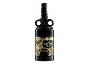 Kraken Black spiced rum Keramická karafa, 40%, 0,7l