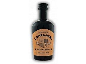 Ron Compaňero Elixir Orange, 40%, 0,05l