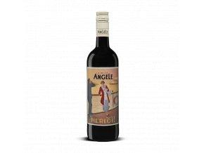 La Belle Angele Merlot Vin de France, 0,75l