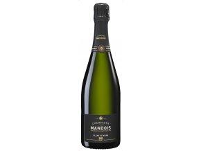 Champagne Mandois Blanc de Noirs Brut, 0,75l