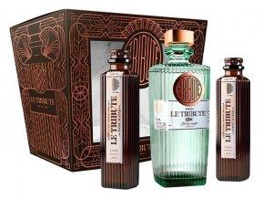 Le Tribute Gin + 2 x Le Tribute Tonic v dárkovém balení, 43%, 0,7l 33