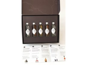 Degustační box GIN LOVE, 5x0,04l1