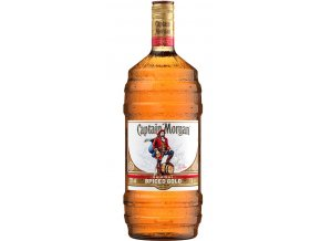 Captain Morgan Spiced Gold 1.5L dobrý