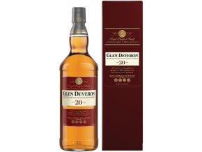 Glen Deveron 20 YO, Gift Box, 40%, 1l