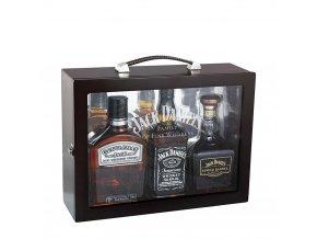 jack daniels family wood box 307l