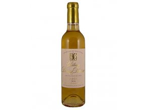 Chateau Doisy Daene 2006 DEMI, 0,375l