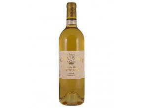 Chateau Rieussec 2005, 0,75l