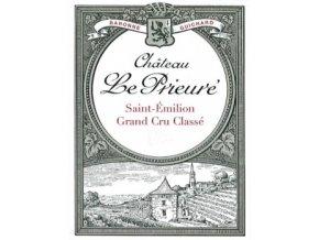 Chateau Le Prieuré 2012, 0,75l