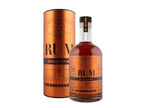 Rammstein Rum Islay Whisky Cask Finish 2021, Gift Box, 46%, 0,7l