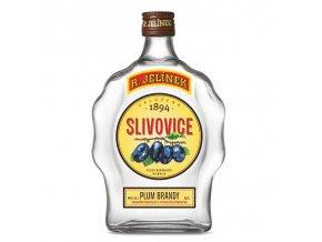 R. Jelínek Slivovice bílá budík, 45%, 0,7l