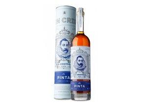 Cristobal Pinta, Gift box, 40%, 0,7l
