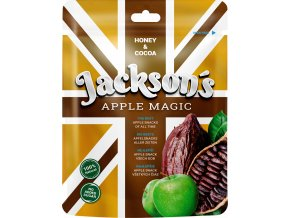 jacksons cocoa package transparent nahled