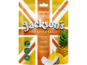jacksons pineapple package transparent nahled