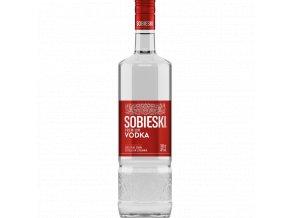 Sobieski Premium vodka, 40%, 1l