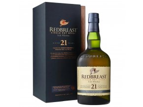 Redbreast 21 YO Pot Still Single Malt, 46%, 0,7l